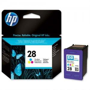 HP cart. 28 kolor